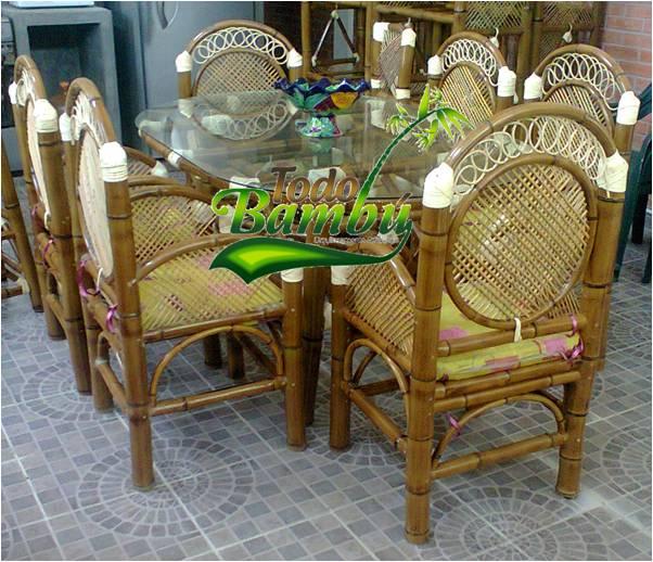 Muebles y artesan as de bamb muebles y artesanias de bamb - Muebles en bambu ...